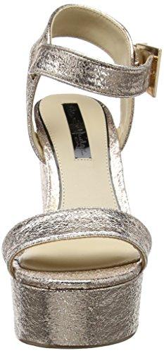 MISS SELFRIDGE 51m06ugld - Tacones Mujer Oro (Gold)