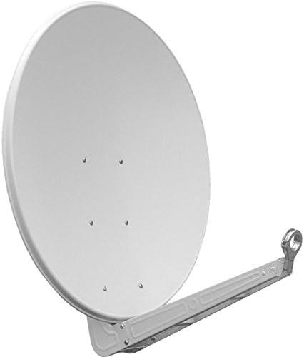 Gibertini 100 cm se profesional serie Antena aluminio blanco ...