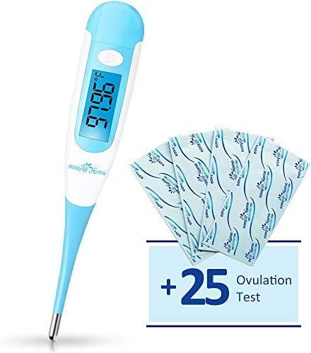 Easy Home Thermometer Ovulation Precision