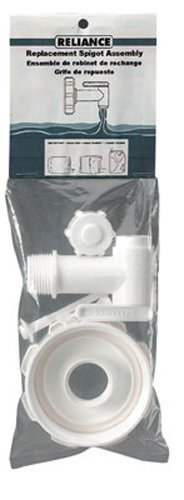 Reliance Products Replacement Spigot Assembly for Reliance Water Containers by RELIANCE ()