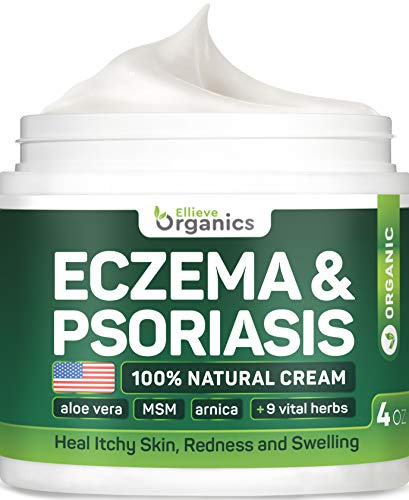 Eczema Cream Moisturizer Allergen Tested Steroid Free product image