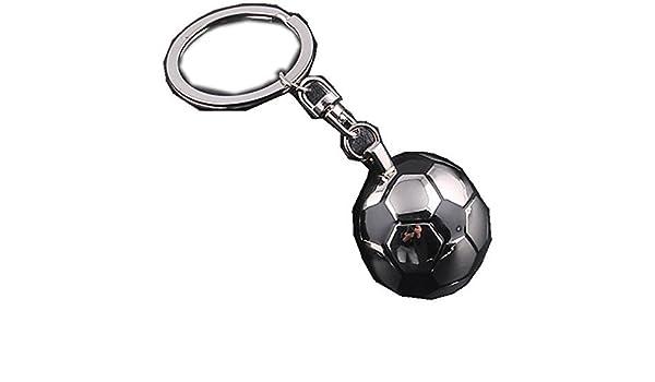 Ogquaton Llavero de Metal en Forma de fútbol Colgantes ...