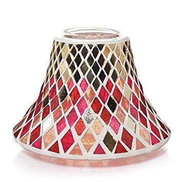 jar candle shade mosaic - 4