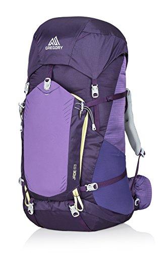 حقيبة ظهر جريجوري ماونتن برودكتس جايد 63 ليتر - جبن ارجواني - متوسط