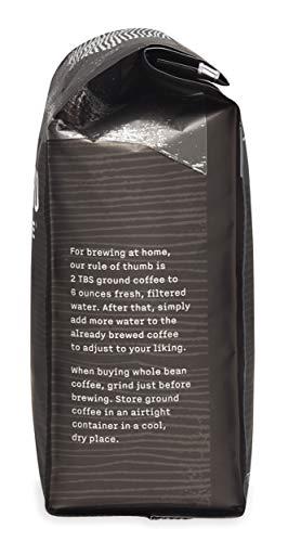 Allegro Coffee Vienna Roast Ground Coffee, 12 ounces