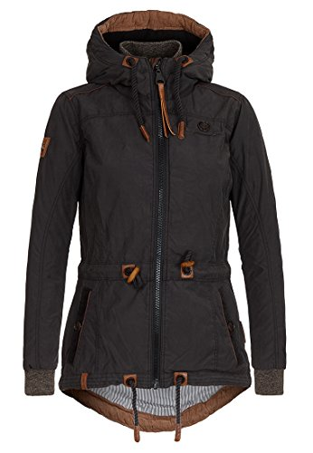 r Jacket Black Schlaub M Female Naketano P78YTwqP