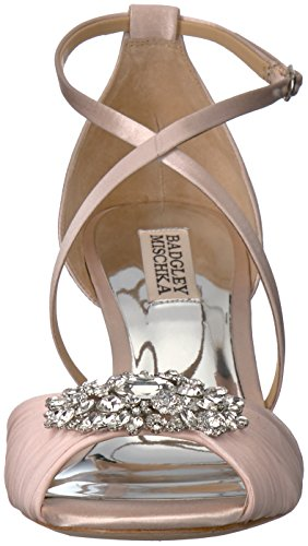 Badgley Sandal Mischka Women's Pink Wedge Light Tacey zf1znrqw