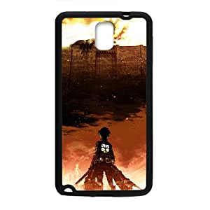 GKCB Attack on Titan Cell Phone Case for Samsung Galaxy Note3