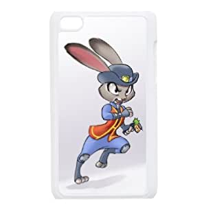 ipod 4 cell phone cases White Zootopia fashion phone cases UTE447605