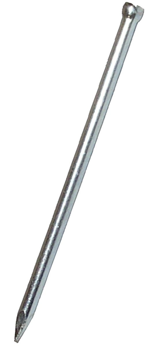 Dresselhaus Skirting Board Pins 1.4  x 35  mm, Galvanised, Pack of 250,  0/4301/001/1.4/35/ 49  0/4301/001/1.4/35/ 49 0/4301/001/   1 4/   35/     /49