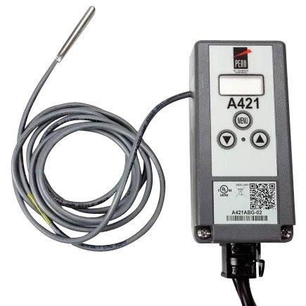 Johnson Controls A421ABJ-02C Johnson Controls A421ABJ-02C Digital Thermostat Control Unit by Johnson Controls