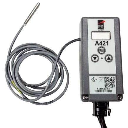 Johnson Controls A421ABJ-02C Johnson Controls A421ABJ-02C Digital Thermostat Control Unit