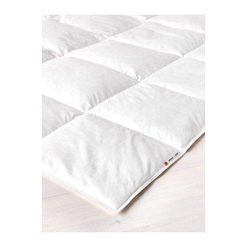 IKEA Bettdecke HÖNSBÄR warm Federdecke in 2 Größen (140 x 200 cm)