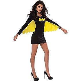 Rubie's DC Superheroes Batgirl Adult Tube Dress