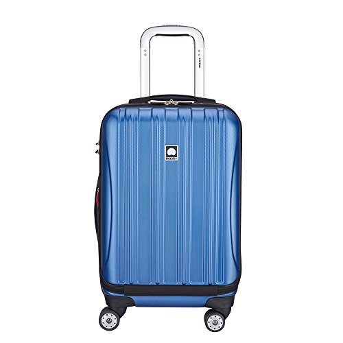 DELSEY Paris Delsey Luggage Aero Textured International Carry-on  Blue