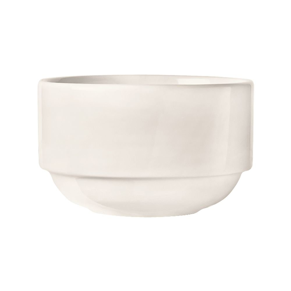 World Tableware 840-330-005 Bright White 10 Ounce Soup Cup - 36 / CS