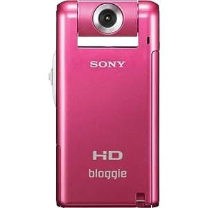 """Sony MHS-PM5K - Videocámara (CMOS, 25,4 / 2,5 mm (1 / 2.5""""), 0 - 7 mm, Ión de litio, LCD, Rosa)"""