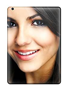 Special Design Back Victoria Justice Phone Case Cover For Ipad Air