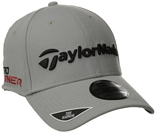 taylormade-tm15-39thirty-headwear-small-medium-gray