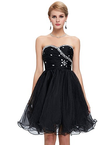 GRACE KARIN Cocktail Dresses Crystals