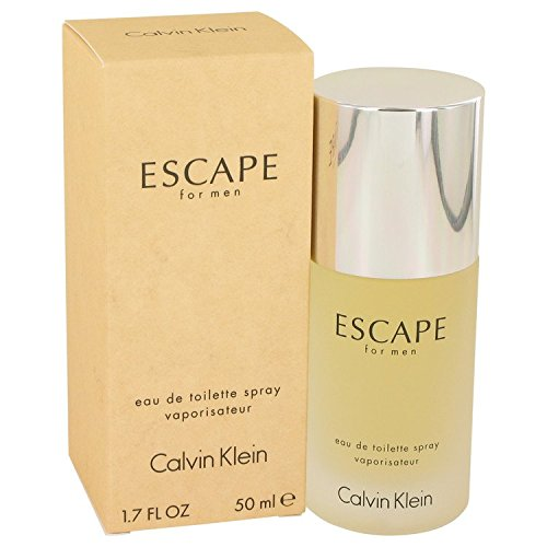 Cälvin Kleȉn Escăpe Cŏlogne For Men 1.7 oz Eau De Toilette Spray + a FREE After Shave Balm For Men ()