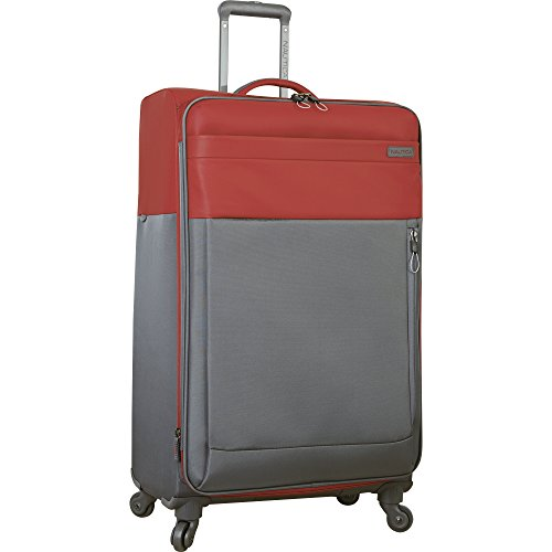 Nautica Harpswell 28 Expandable Spinner - Red