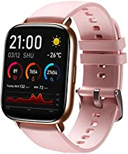 SANAG Smart Watch Fitness Tracker with Body Temperature Activity Tracker with Heart Rate Monitor Blood Pressur
