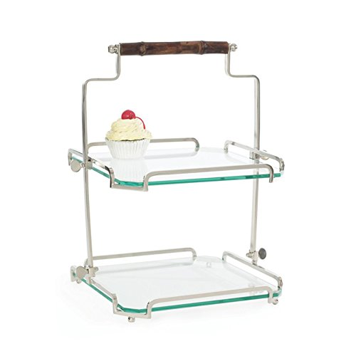 European Two Tier Handle Stand