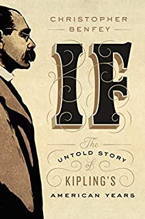 Book Cover: If: The Untold Story of Kipling's American Years