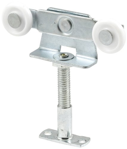Prime-Line Products N 6533 Closet Door Tandem Roller, Top Mount, 7/8-Inch Nylon Wheels