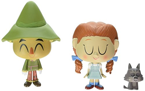 Funko Vynl: the Wizard of Oz Dorothy and Scarecrow Collectible Figure 2 Pack (Action Figure Wizard)