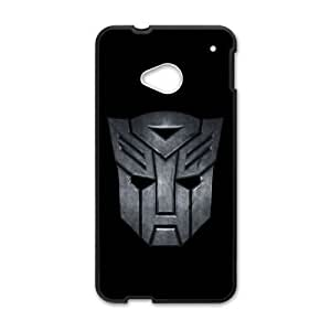HTC One M7 Cell Phone Case Black Transformers D455089
