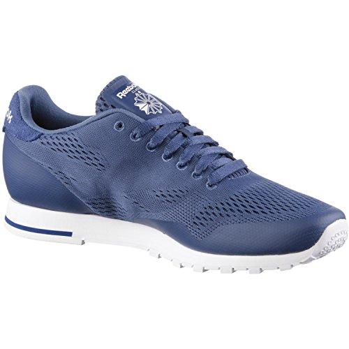Reebok Classic Runner HMT Uomo Sneaker, Blu marina