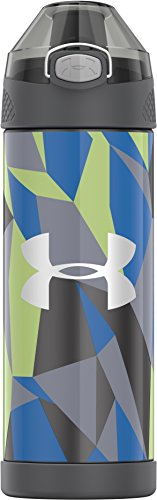Thermos US4507EG4 Vacuum Insulated SS Bottle, 16 Ounce, Geo