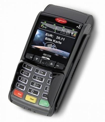 Móvil EC tarjeta dispositivo iWL250 GPRS/GSM, opcional con ...