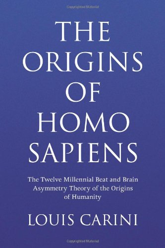 The Origins of Homo Sapiens: The Twelve Millennial Beat and Brain Asymmetry Theory of the Origins of Humanity