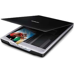 Epson Perfection V19 Flatbed Color Scanner Scanner 4800x4800 dpi Resolution (Certified Refurbished)