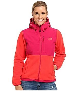 The North Face Women's Denali Fleece Jacket, Rambutan Pink/Cerise Pink, ...