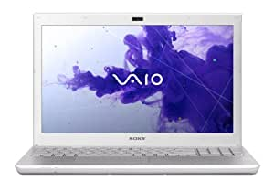 Sony VAIO S Series SVS1512ACXS 15.5-Inch Laptop (Silver)