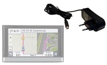 DURAGADGET Cargador con Enchufe Europeo Y Conexión Mini USB ...