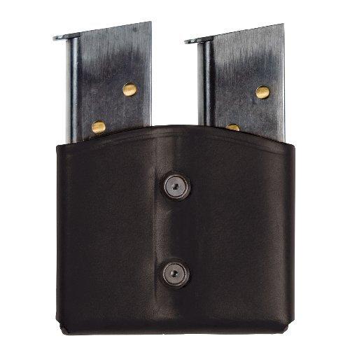 BLACKHAWK! Leather Magazine Pouch , Black,