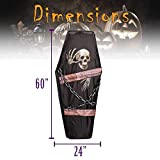 Halloween Haunters Realistic 5 Foot Pop-Up Fabric