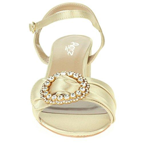 Soir F Mariage Diamante Dames Femmes BgZ088