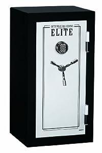 Stack On E 040 Sb E Elite Junior Executive Fire Safe With Electronic Lock 3 Shelves