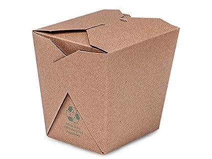 Amazon.com: sacar Caja contenedores – 26oz Tierra Papel ...