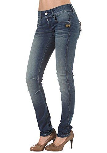 g star damen slim jeans fender skinny wmn super jeans in dieser saison. Black Bedroom Furniture Sets. Home Design Ideas