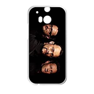 HTC One M8 Cell Phone Case Covers White Eggner Trio as a gift Y4596995