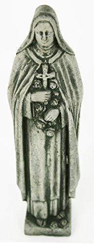 St Theresa Ornamental Concrete Statue Religious Garden Sculpture Review