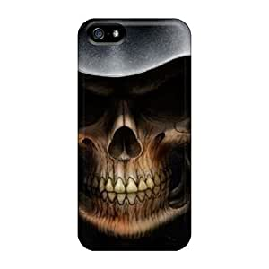 Premium [aZYeGZq4436ivkiY]skull Case For Iphone 5/5s- Eco-friendly Packaging