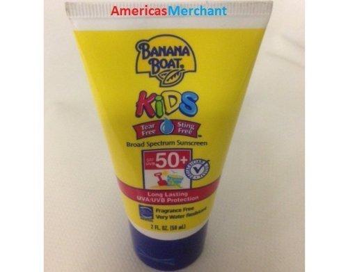 Banana Boat Kids 2fl.oz.spf 50 Uva/uvb Box of 12
